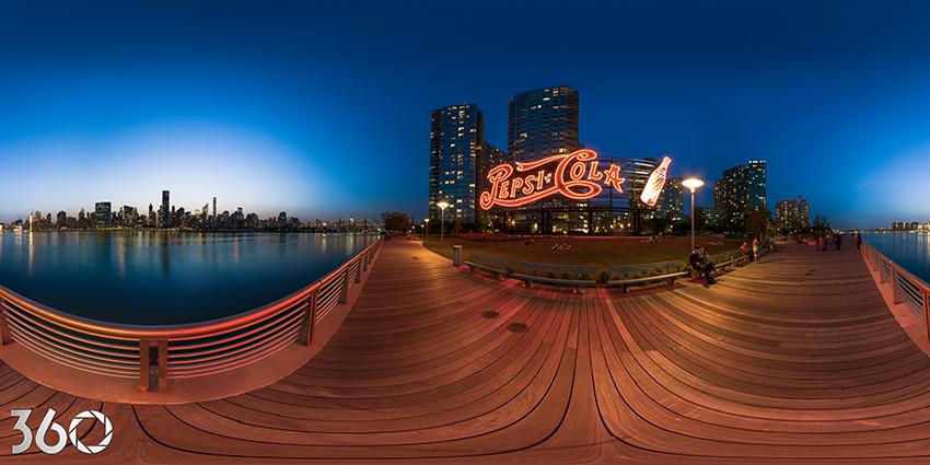 Pepsi, Cola, New York